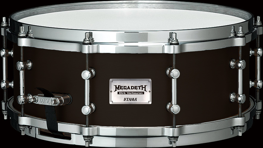 Tama Dirk Verbeuren Megadeth Signature Snare